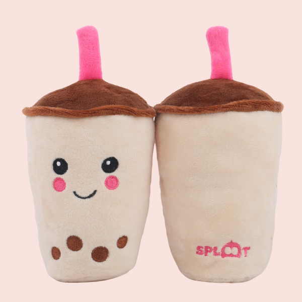 Boba Beauties (Bubble Tea Plush Toy)