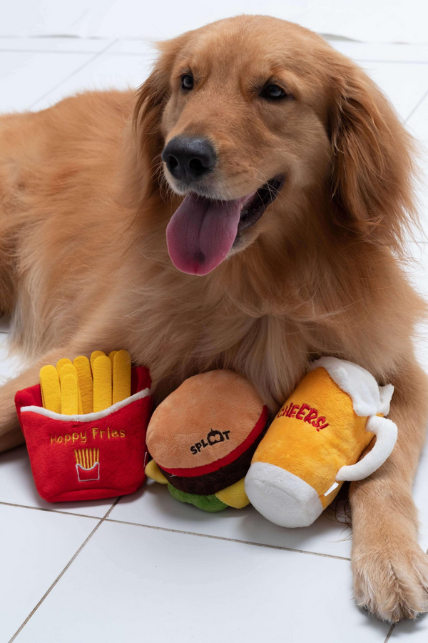 Happy Woof Meal Box