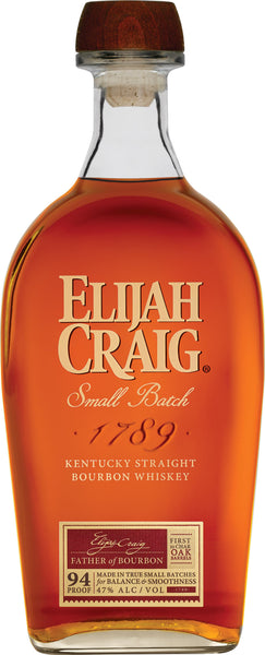 Elijah Craig Kentucky Straight Bourbon Small Batch 47% 0,7l