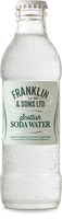 Franklin & Sons Soda Water 0,2l
