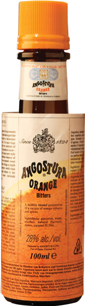 Angostura Orange Bitters 28% 0,1l