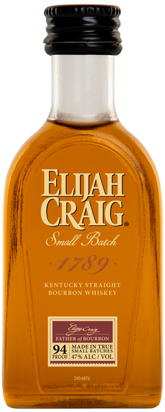 Elijah Craig Kentucky Straight Bourbon Small Batch 47% 0,05l