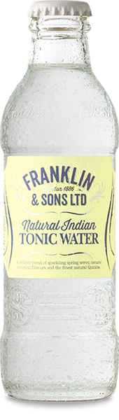 Franklin & Sons Indian Tonic 0,2l
