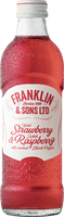 Franklin & Sons Strawberry & Raspberry 0,275l