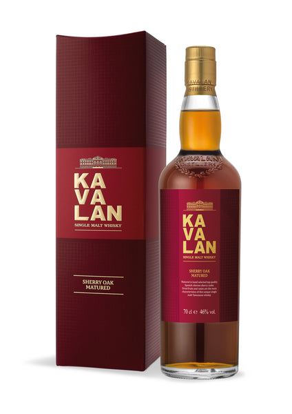 Kavalan Ex-Sherry Oak 46% 0,7l
