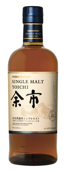 Nikka Yoichi Single Malt 45% 0,7l