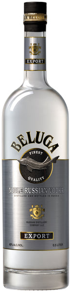 Beluga Noble Russian Vodka 40% 0,5l