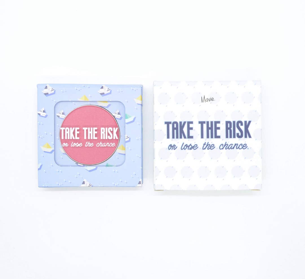 The Motto Blush - Take The Risk Or Lose The Chance
