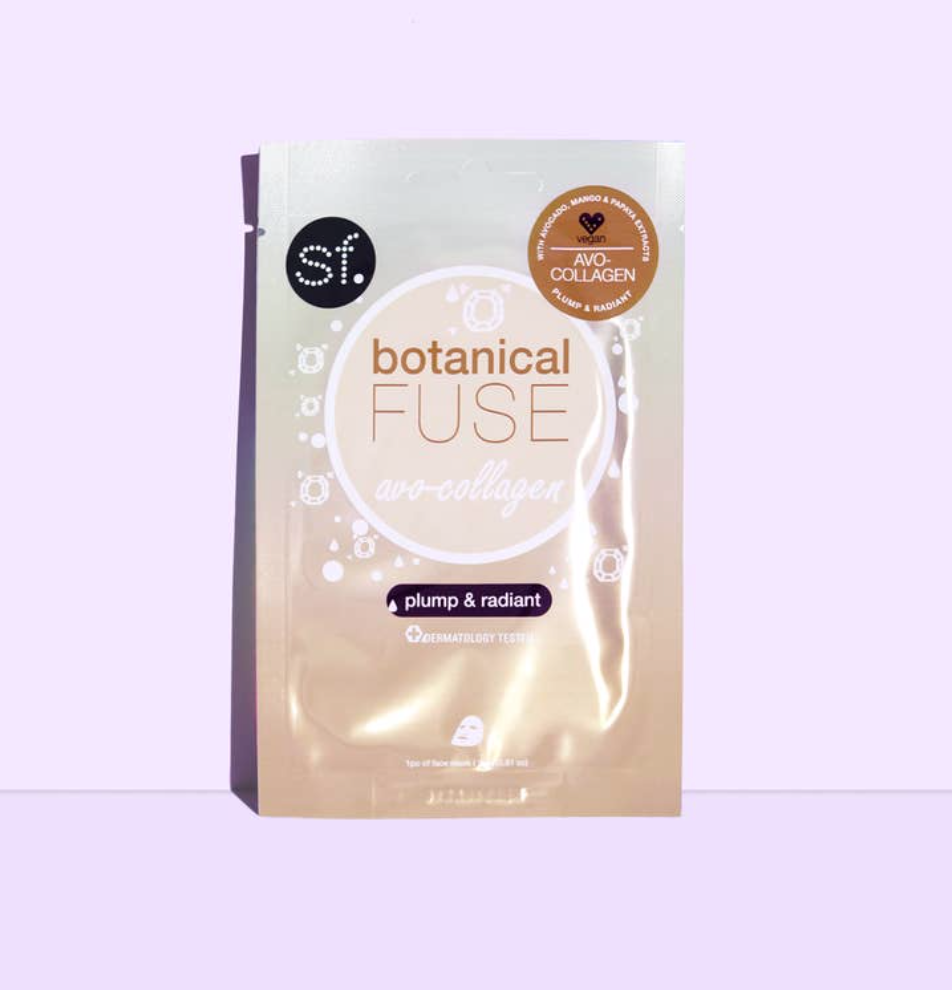 Botanical Fuse Sheet Mask - Avo Collagen