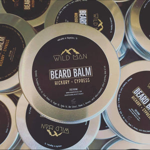 Hickory + Cypress Beard Balm