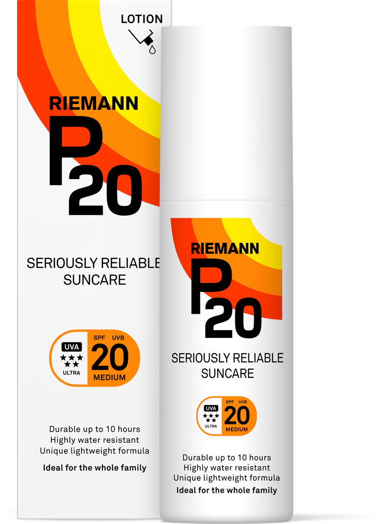 RIEMANN P20 SPF 20 LOTION 100ML