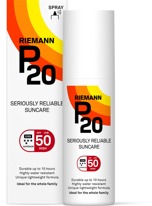 RIEMANN P20 SPF 50 SPRAY 100ML