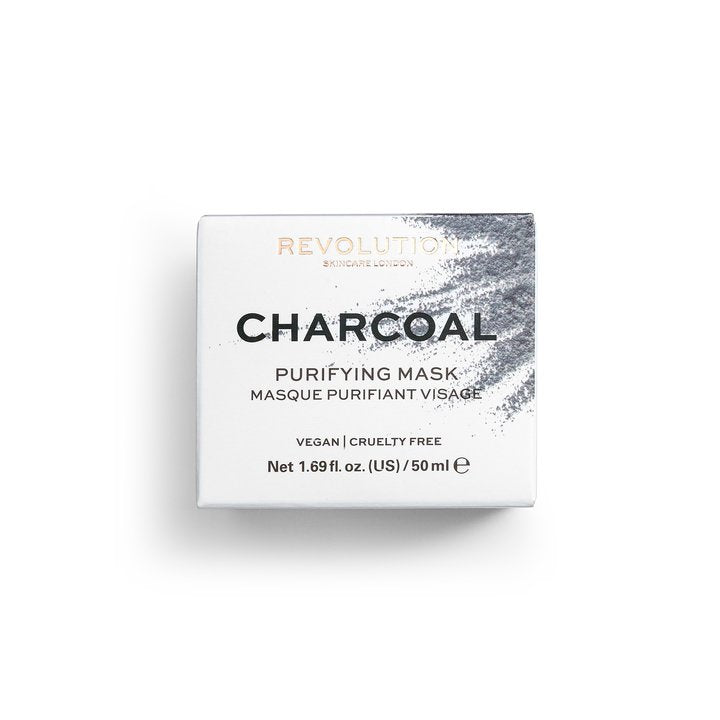 Revolution Skincare Charcoal Purifying Face Mask - BeautyBound