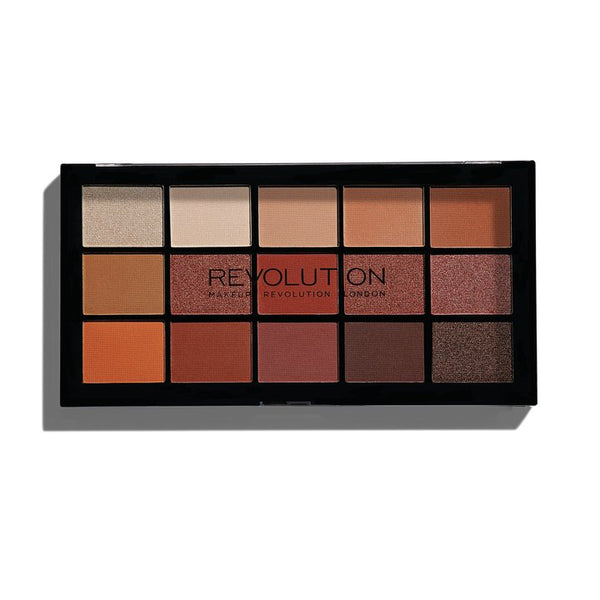 Revolution Re-loaded Eyeshadow Palette Iconic Fever - BeautyBound
