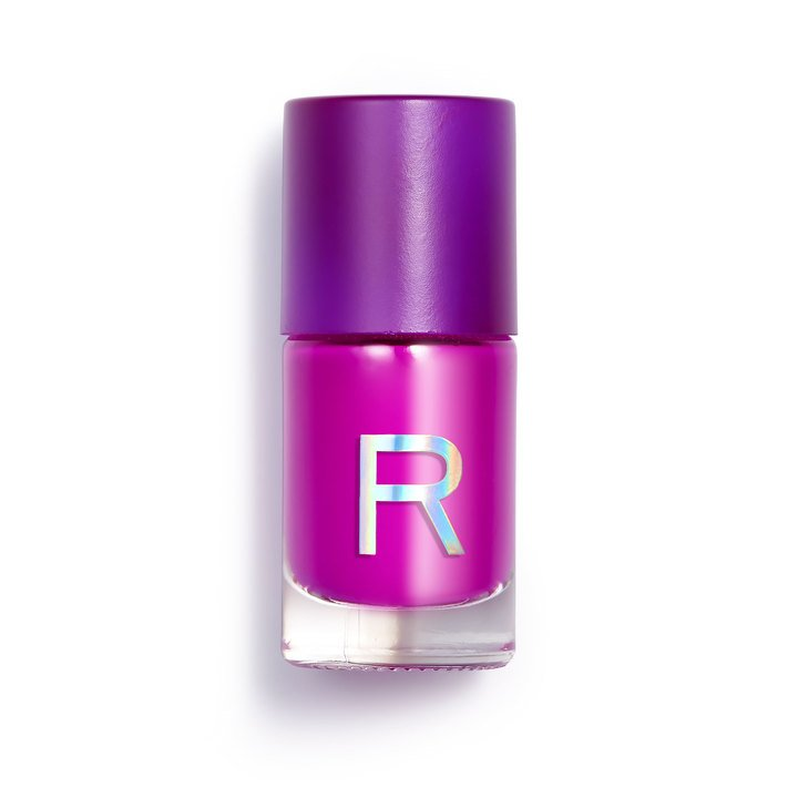 Revolution Neon Nail Paint Poppin - BeautyBound