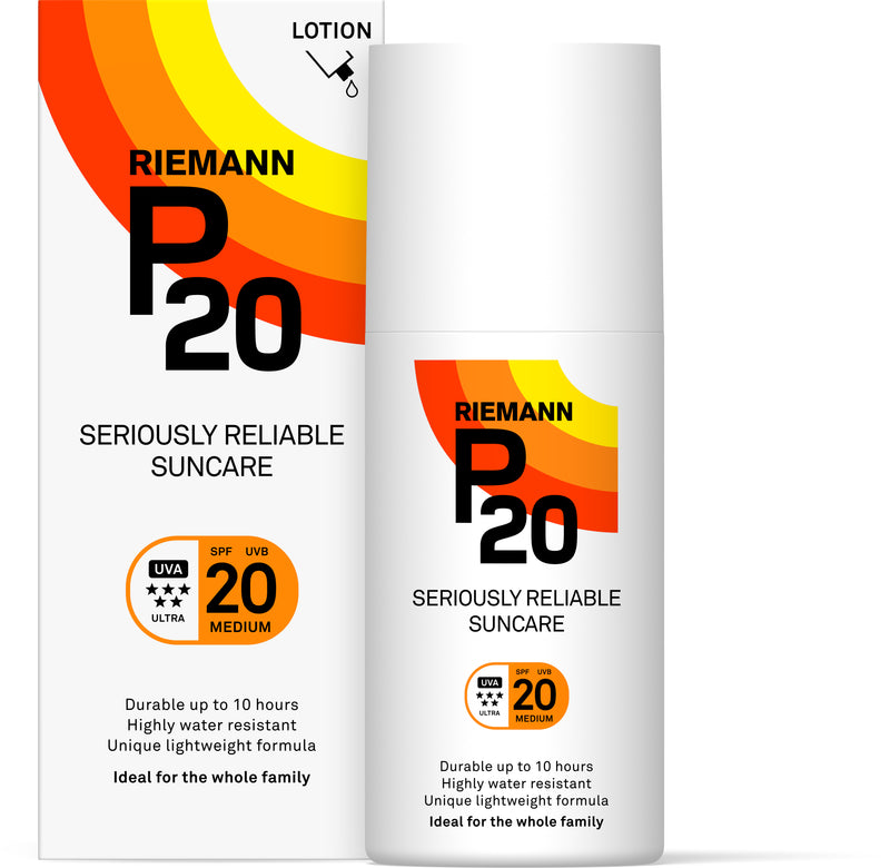 RIEMANN P20 SPF 20 LOTION 200ML