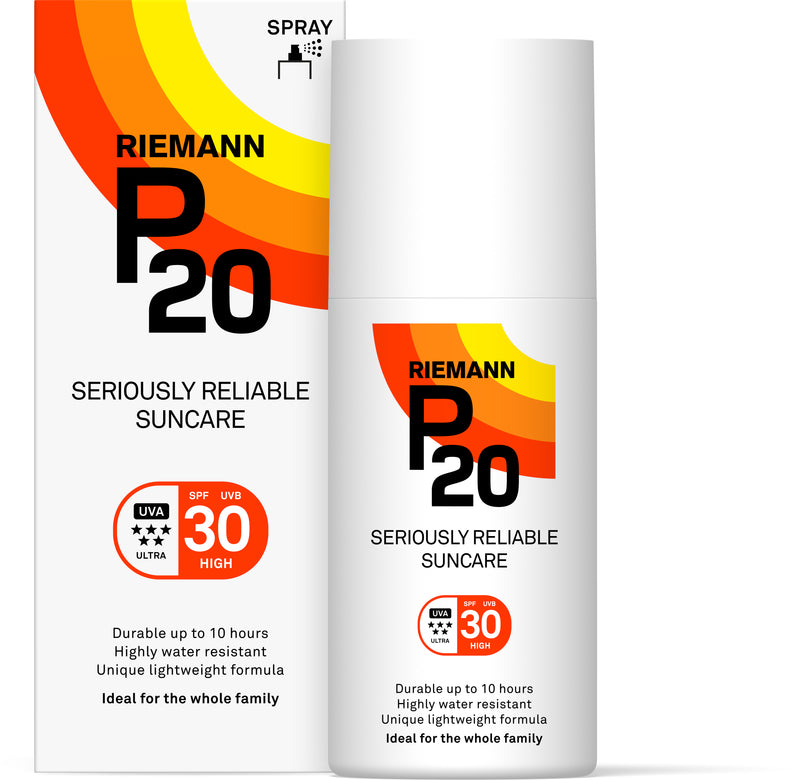 RIEMANN P20 SPF 30 SPRAY 200ML