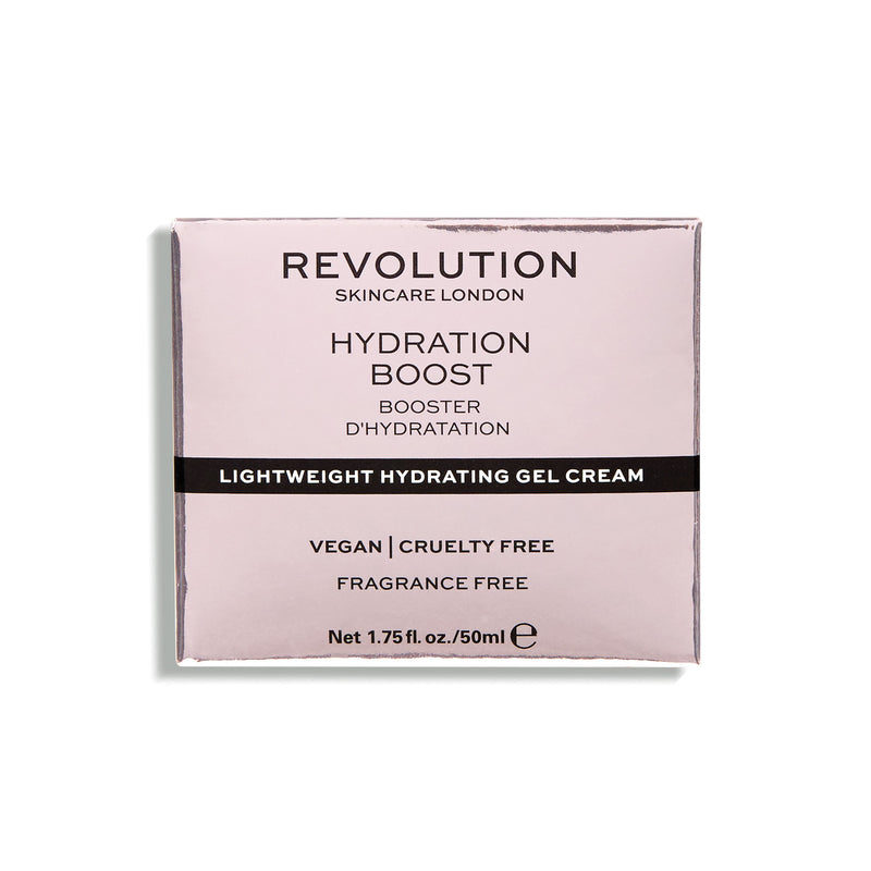 Revolution Skincare Lightweight Hydrating Gel-Cream - Hydration Boost