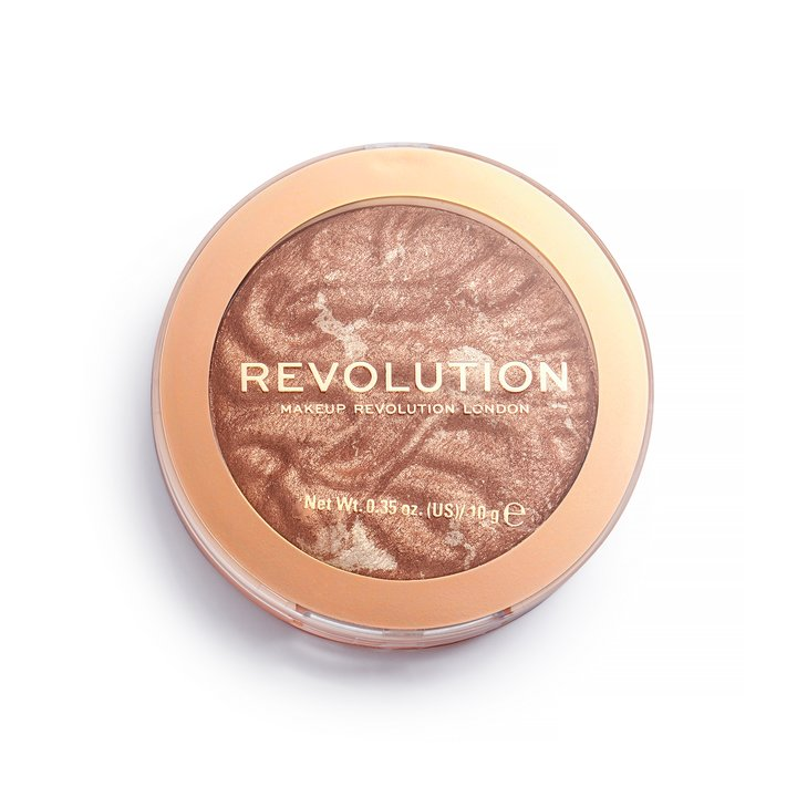 Revolution Highlight Reloaded Time to Shine - BeautyBound