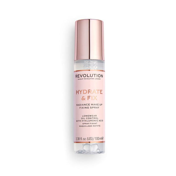 Revolution Hydrate & Fix Fixing Spray - BeautyBound