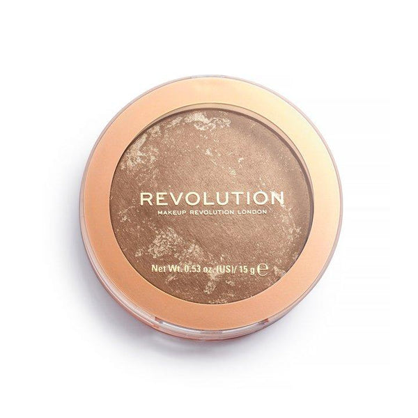 Revolution Bronzer Re-loaded Take A Vacation - BeautyBound.co.za