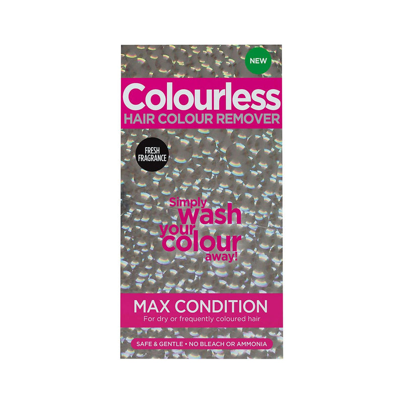 Colourless Max Condition - BeautyBound.co.za