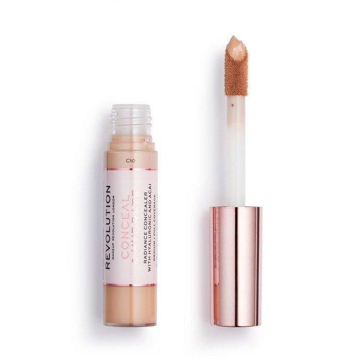 Revolution Conceal & Hydrate Concealer C10 - BeautyBound