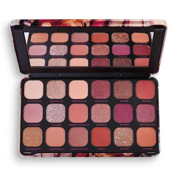 Revolution Forever Flawless Allure Eyeshadow Palette - BeautyBound.co.za