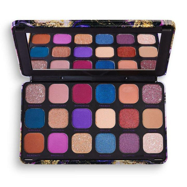Revolution Forever Flawless Eutopia Eyeshadow Palette - BeautyBound.co.za