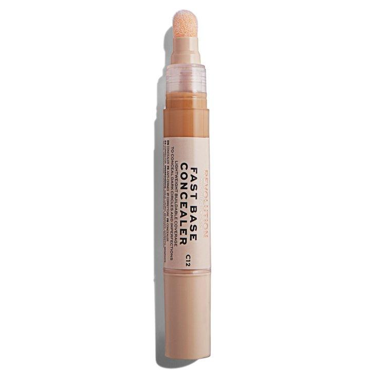 Revolution Fast Base Concealer C12 - BeautyBound