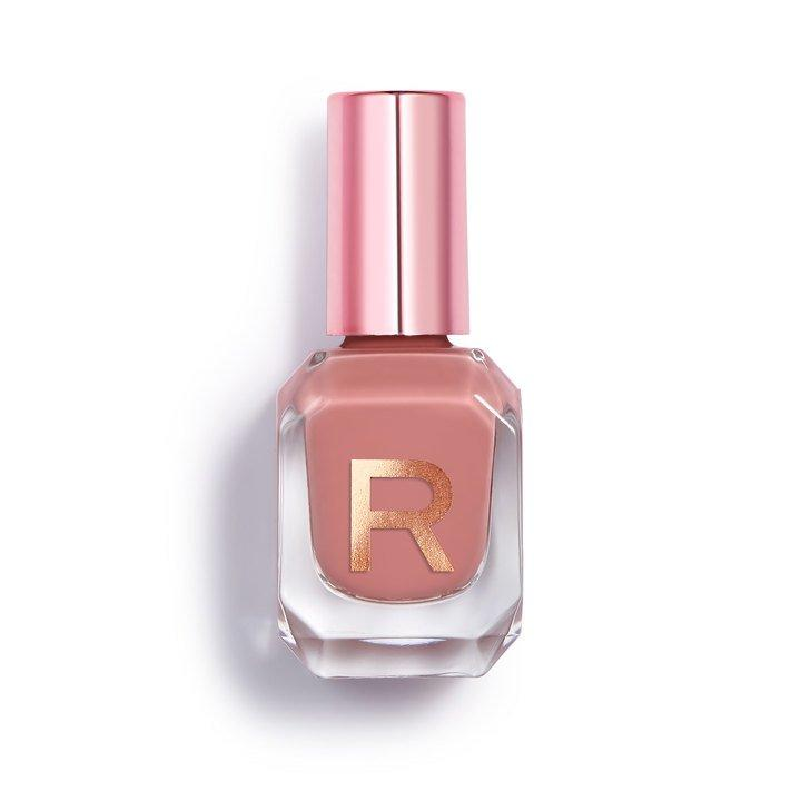 Revolution High Gloss Nail Polish Bare - BeautyBound.co.za