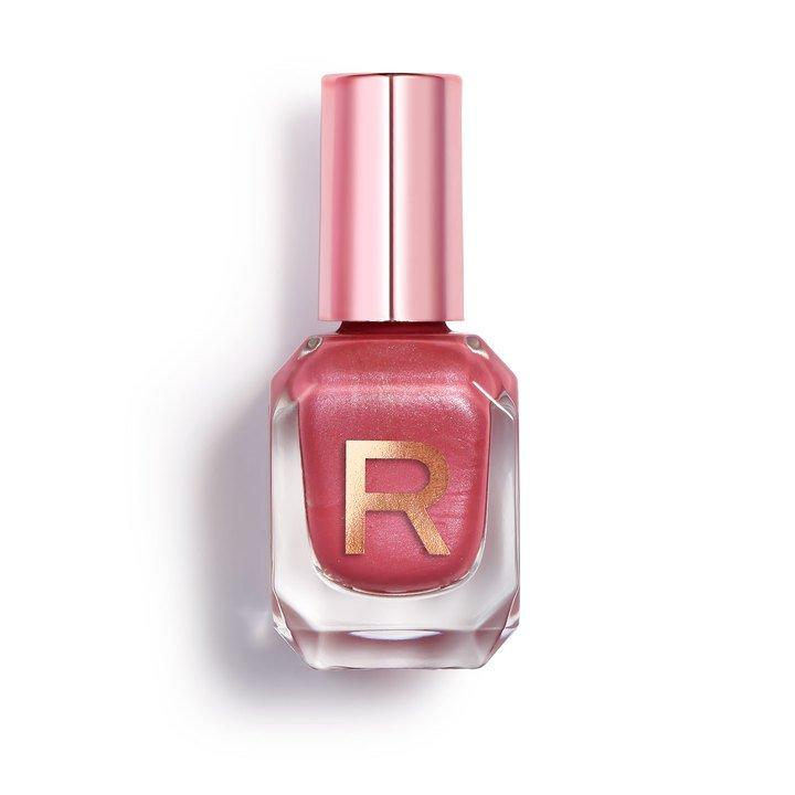 Revolution High Gloss Nail Polish Satin - BeautyBound.co.za