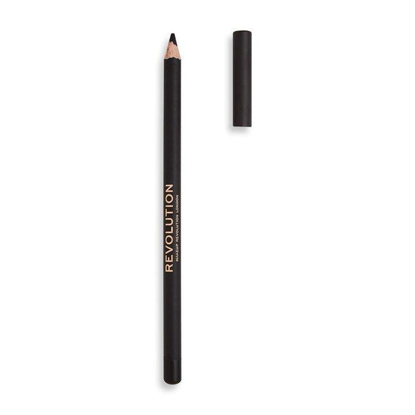 Revolution Kohl Eyeliner Pencil Black - BeautyBound.co.za