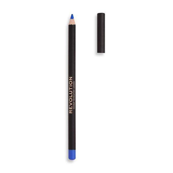 Revolution Kohl Eyeliner Pencil Blue - BeautyBound.co.za