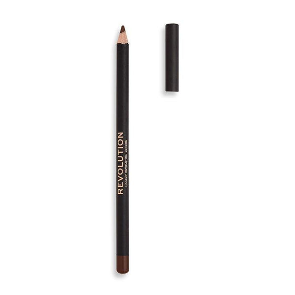 Revolution Kohl Eyeliner Pencil  Brown - BeautyBound.co.za