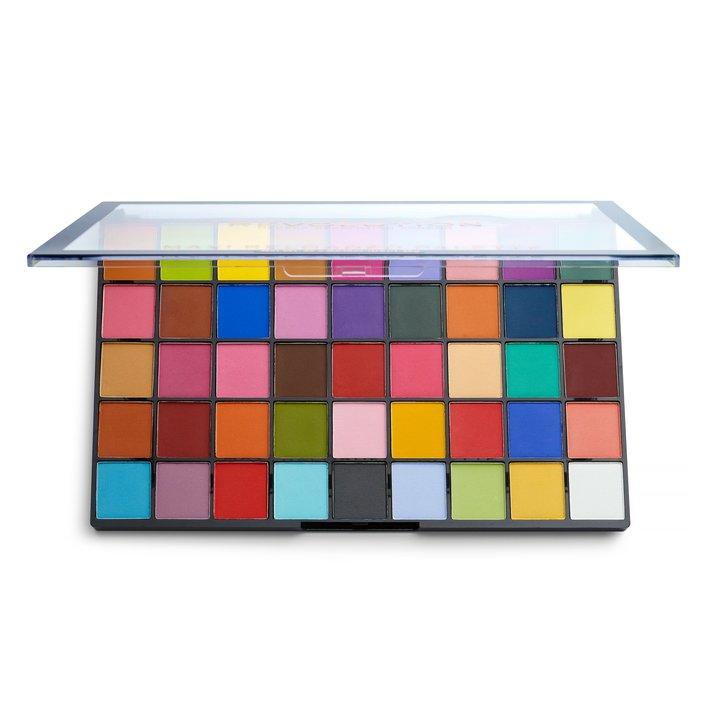 Revolution Maxi Re-loaded Eyeshadow Palette Monster Mattes - BeautyBound.co.za