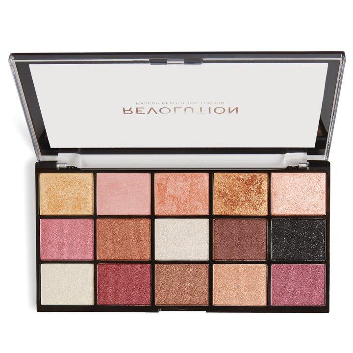 Revolution Re-loaded Eyeshadow Palette Affection - BeautyBound.co.za