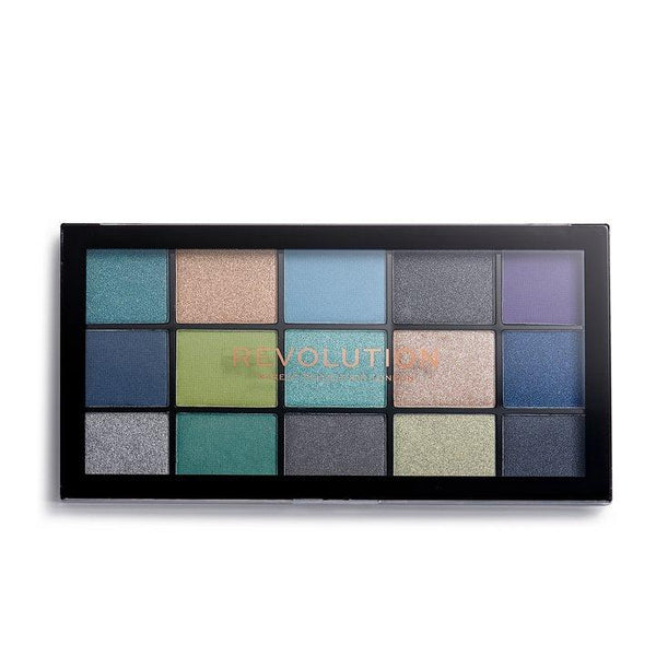 Revolution Re-loaded Eyeshadow Palette Deep Dive - BeautyBound.co.za