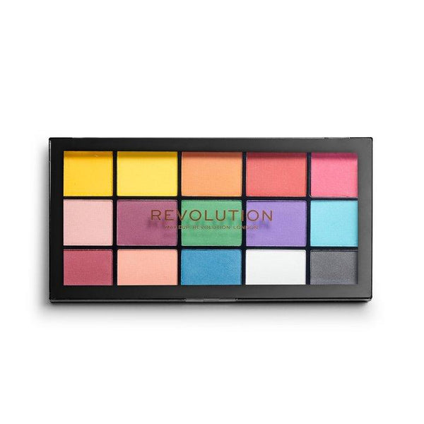 Revolution Re-loaded Eyeshadow Palette Marvellous Mattes - BeautyBound.co.za
