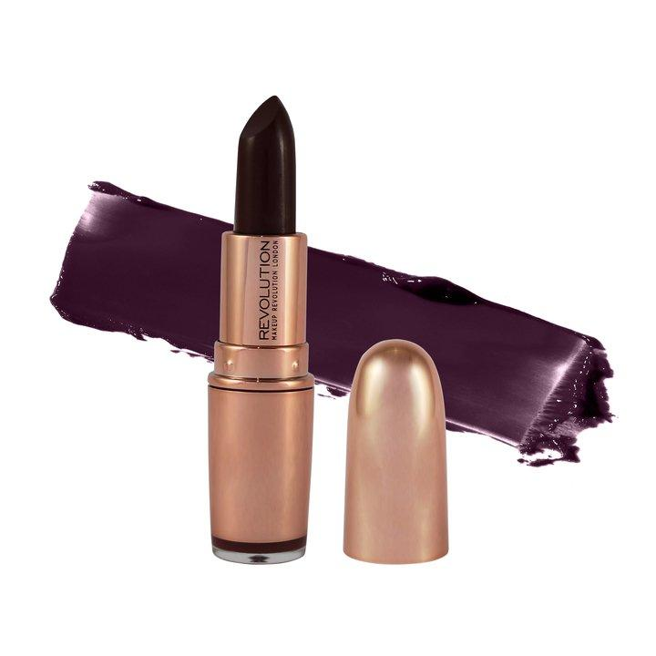 Revolution Rose Gold Lipstick Private Members Club - BeautyBound