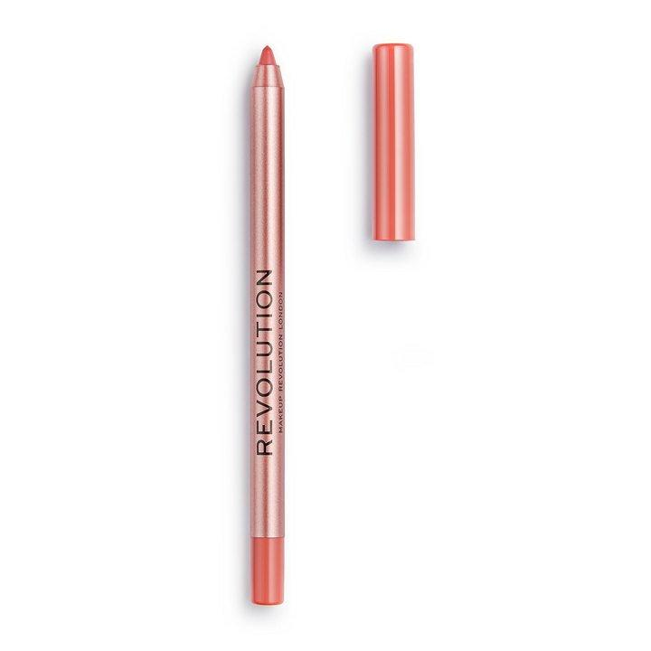 Revolution Satin Kiss Lipliner Heart Race - BeautyBound.co.za