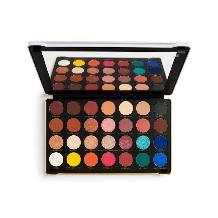 Revolution x Patricia Rich in Life Eyeshadow Palette - BeautyBound.co.za
