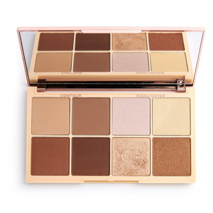 Revolution x Roxxsaurus Highlight & Contour Palette - BeautyBound.co.za
