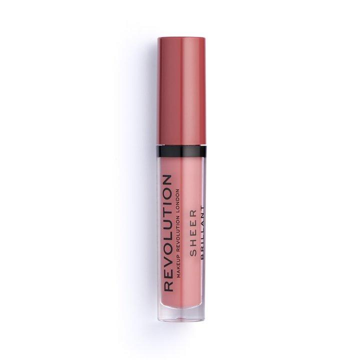 Revolution Ballerina 112 Sheer Lip - BeautyBound.co.za