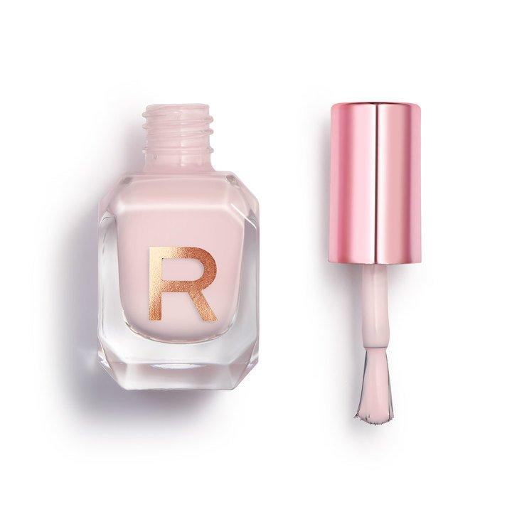 Revolution High Gloss Nail Polish Silk - BeautyBound.co.za
