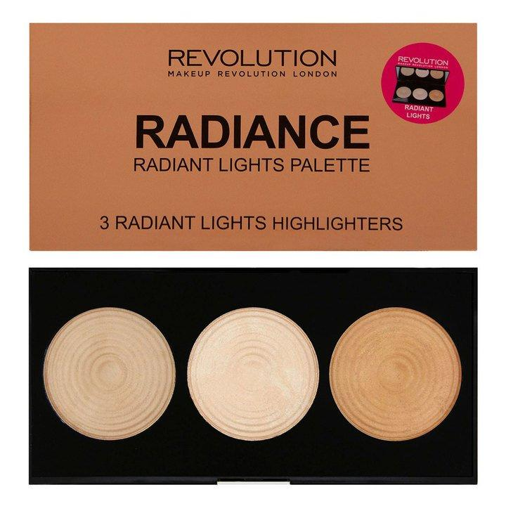Revolution Radiance Highlighter Palette - BeautyBound