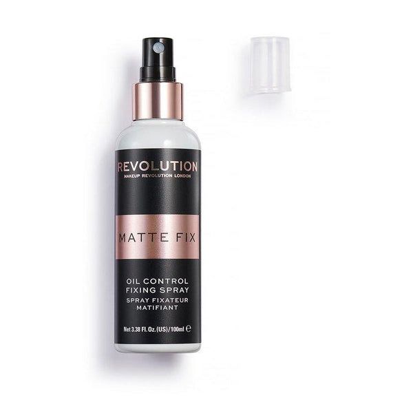 Revolution Matte Fix Oil Control Spray 100ml - BeautyBound