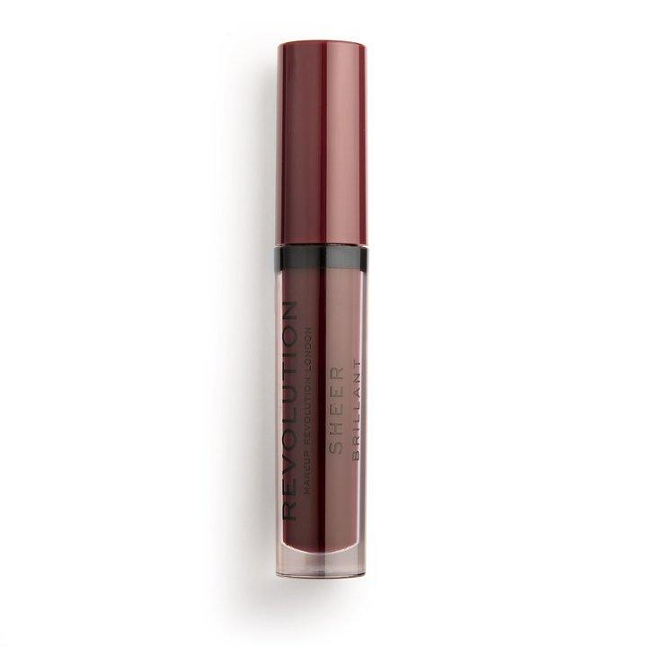 Revolution Plum 148 Sheer Lip - BeautyBound.co.za