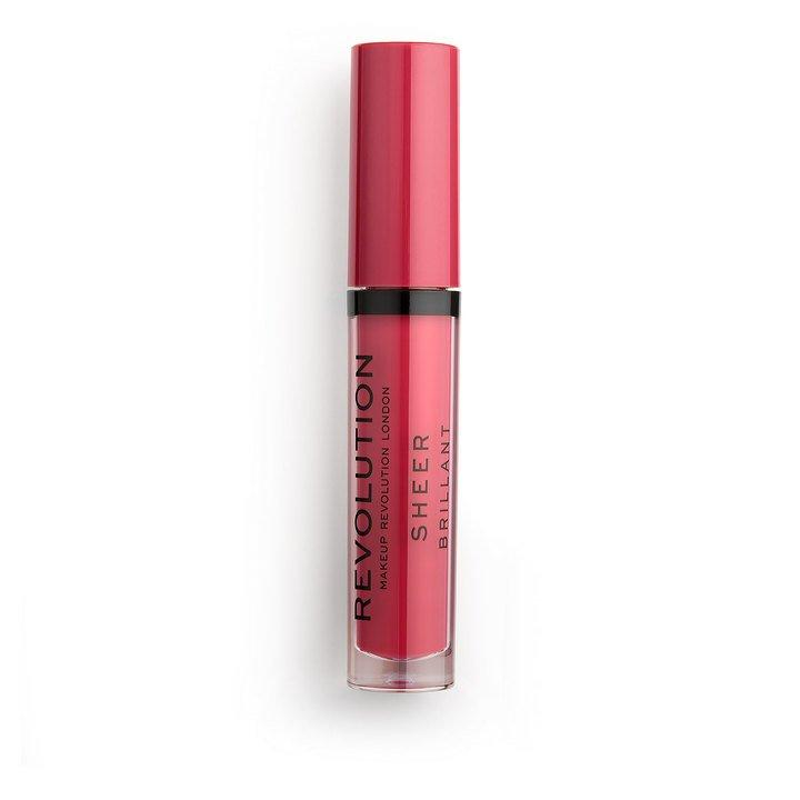 Revolution Rouge 141 Sheer Lip - BeautyBound.co.za