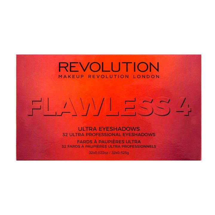 Revolution Ultra 32 Eyeshadow Palette Flawless 4 - BeautyBound.co.za